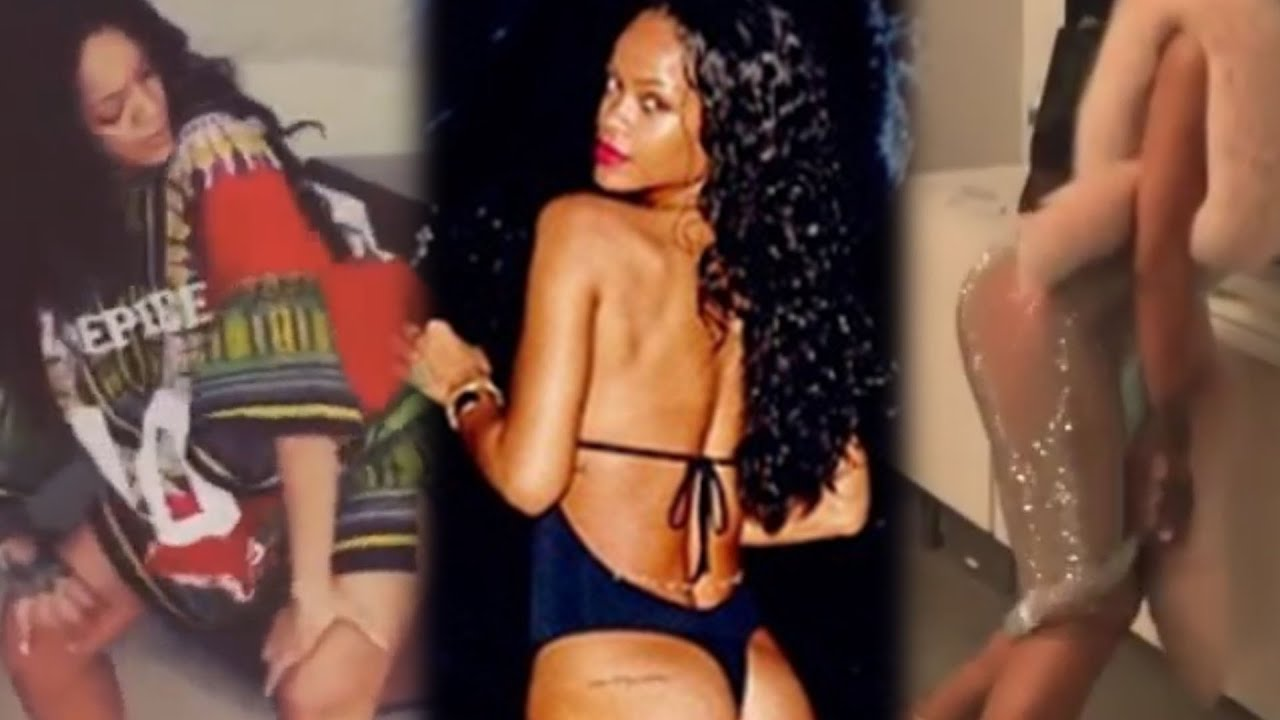 10 best rihanna twerking moments - youtube