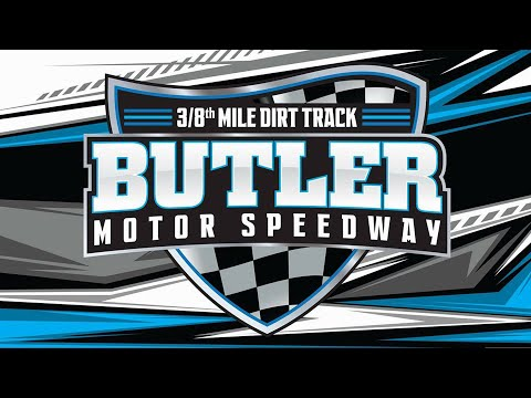Butler Motor Speedway Street Stock 6/1 Make-up Heat #2 (ran 6/8/19)