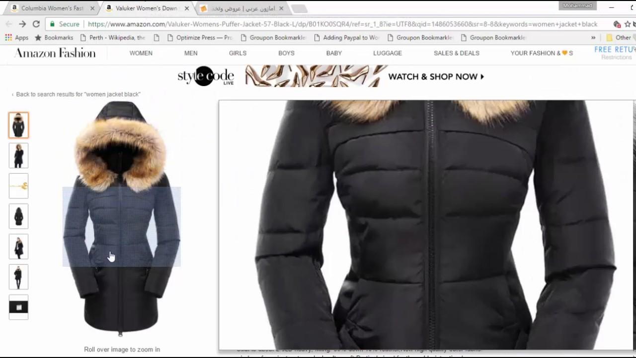 4d4ae78994da6 طريقة اختيار مقاس الملابس المناسب عند الشراء من امازون - YouTube