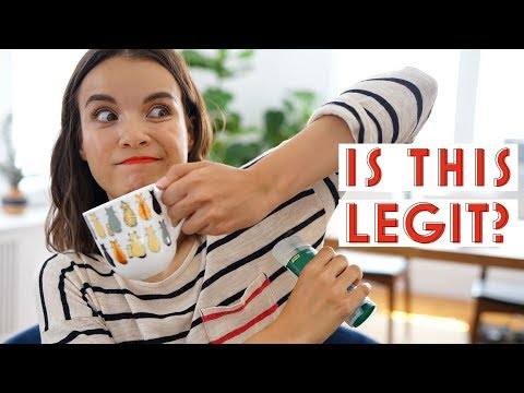 Are These Wellness Trends Legit? Deodorant, Detoxes, Matcha | Ingrid Nilsen thumbnail