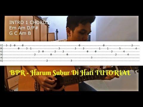 BPR - Harum Subur Di Hati intro & solo tab