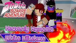 |Roblox|Project JoJo|รีวิว Heavenly Hamonic White Kiitekure |ชื่อยาวสัส