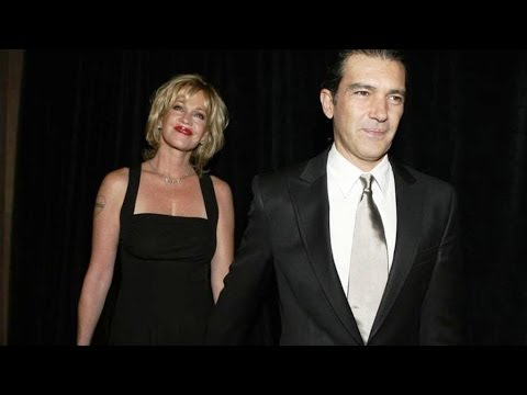 Melanie Griffith divorcing Antonio Banderas after 18-year marriage