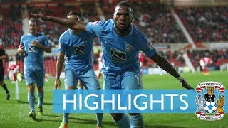 Highlights | Swindon 1-2 Coventry