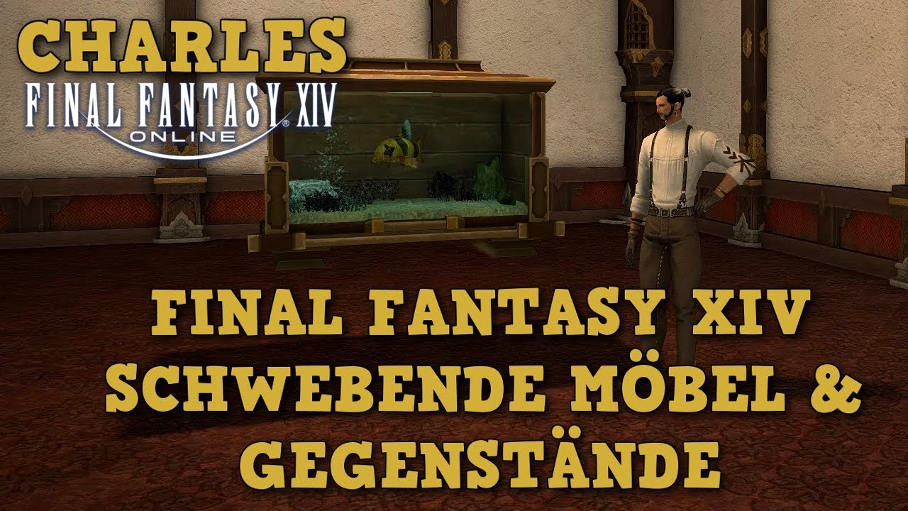 Möbelladen Online Ffxiv Schwebende Möbel Gegenstände Im Haus Glitch Floating Furniture Items German Deutsch