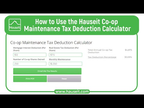 how-to-use-the-hauseit-co-op-maintenance-tax-deduction-calculator-[2019-tutorial]-|-hauseit®