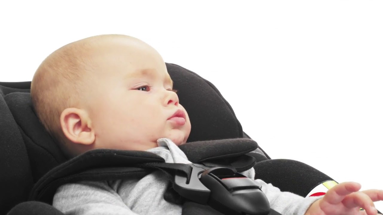 Бескаркасное детское автокресло Дак. Лучшее автомобильное кресло .