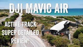DJI MAVIC AIR: How Active Track Really Works!