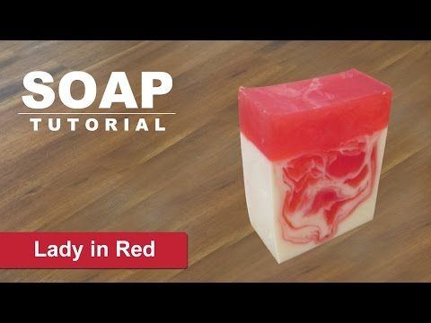 Champagne Strawberries And Love Spell Melt And Pour Soap