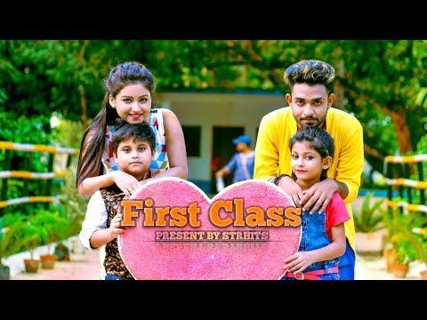 First Class - Kalank   Varun Dhawan   Arijit Singh   Latest Cute Romantic Love Story   STR Hits