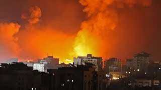 video: Israeli military kills 23 in 'single deadliest attack' on Gaza since operation began