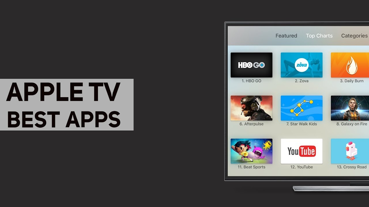 Top 10 Best Apps for Apple TV - Smart DNS proxy