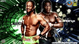 "Kofi Kingston & R-Truth 1st Custom WWE Theme Song - ""U Suck+SOS"" (Mix) [High Quality+Download Link]"