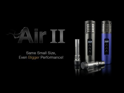 Unboxing The Arizer AIR 2 Dry Herb Vaporizer ( Vape ) ! 420 Friendly Canadian Cannabis Community !