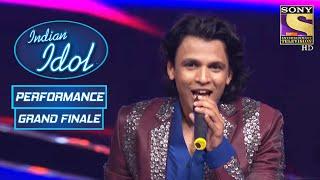 Abhijeet Sawant ने किया 'Mohabbatein Lutaaunga' पे Perform! | Indian Idol Season 6 | Grand Finale