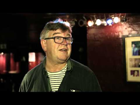 Downstairs at the Kings Head - Peter Grahame Interview Sep 2015