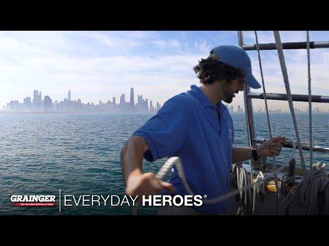 Grainger Everyday Heroes: Tall Ship Crew