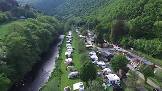 Camping Du Nord, Luxemburg!