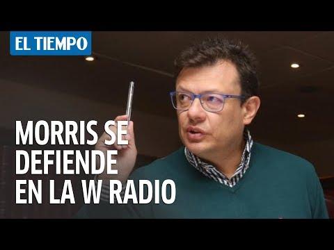 Hollman Morris responde a las denuncias en su contra | EL TIEMPO