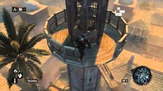 Assassin's Creed Revelations Gameplay on Low PC
