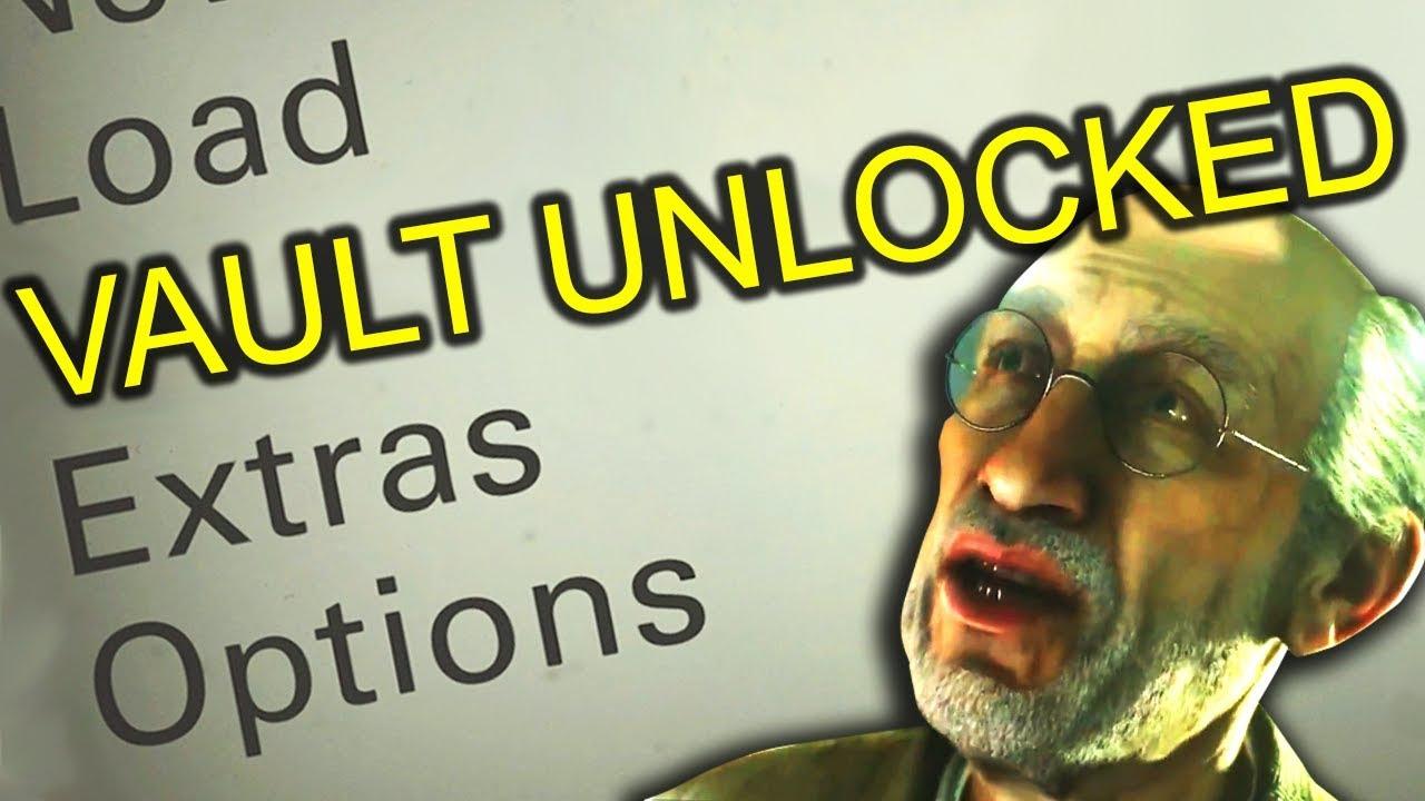 wolfenstein 2 new colossus vault unlock