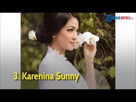 Deretan Artis Cantik Berdandan ala Kartini, Menurut Kalian Paling Cocok Siapa