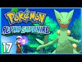 Pokemon Alpha Sapphire Part 17 - Mega Sceptile!!! ORAS Gameplay Walkthrough