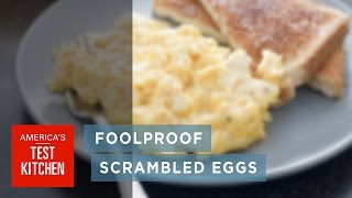 90-Second Chef: How to Make the Best Scrambled Eggs