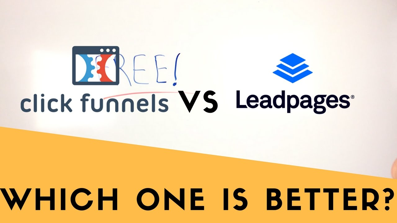 Examine This Report on Clickfunnels Vs Leadpages
