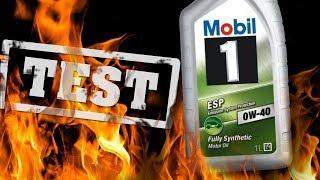 Mobil 1 ESP 0W40 Który olej silnikowy jest najlepszy?