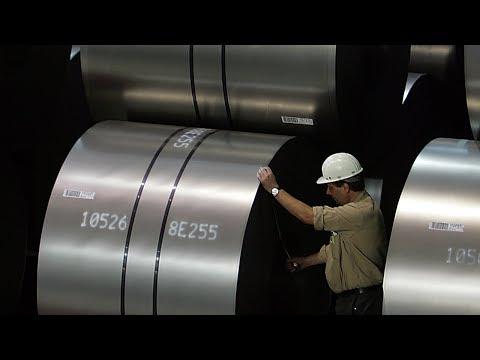 Trade war looming between Canada and the U.S. over steel, aluminum tariffs?