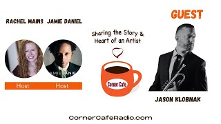 Saturday, February 13 - Corner Cafe Radio Interview with Jason Klobnak