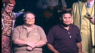 Comedy Jamboree Branson Missouri Funny Mask Banker