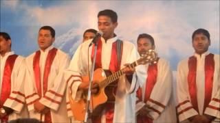 Hindi Gospel Song By LBC Students 2014-15 Batch At Graduation Ceremony (HD)