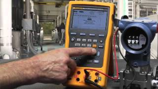 Introduction to HART utilities in the Fluke-754 DPC