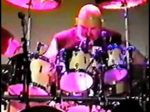 Jerry Mercer , drum solo,  April Wine 2003