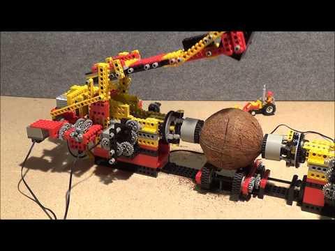Lego Technic Tank M1 Abrams Doovi