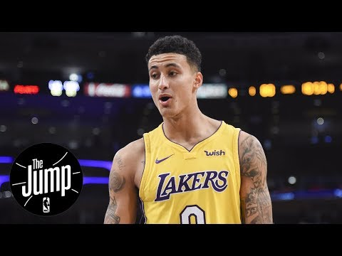 Lakers Kyle Kuzma is more than just buzz | The Jump | ESPN