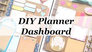 Diy Planner Dashboard