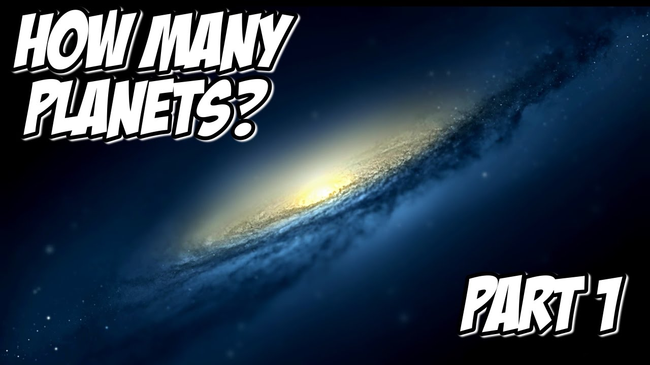 how many planets in our galaxy - photo #25