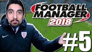Πάσινγκ γκέιμ - Football Manager 2018 Touch #5