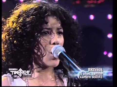 Brissia  Leona dormida  Buscando a Timbiriche La Nueva Banda