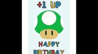 Happy Birthday Gamer