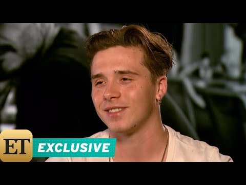 EXCLUSIVE: Brooklyn Beckham Reveals Why He Never Followed In Dad David Beckham's Soccer Footsteps