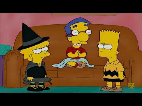 The Simpsons S20E04 – Treehouse of Horror XIX clip8