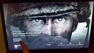 Como descargar la Beta de Call of Duty WW2, YA DISPONIBLE