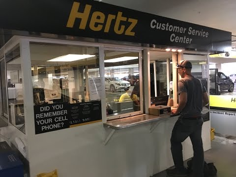 The Importance Of Great Customer Service Hertz Rental Car Customer Support Fail