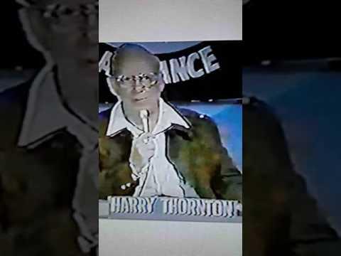 Harry Thornton interviews Don Greene on WNGE TV  2  Wrestling in Nashville , TN