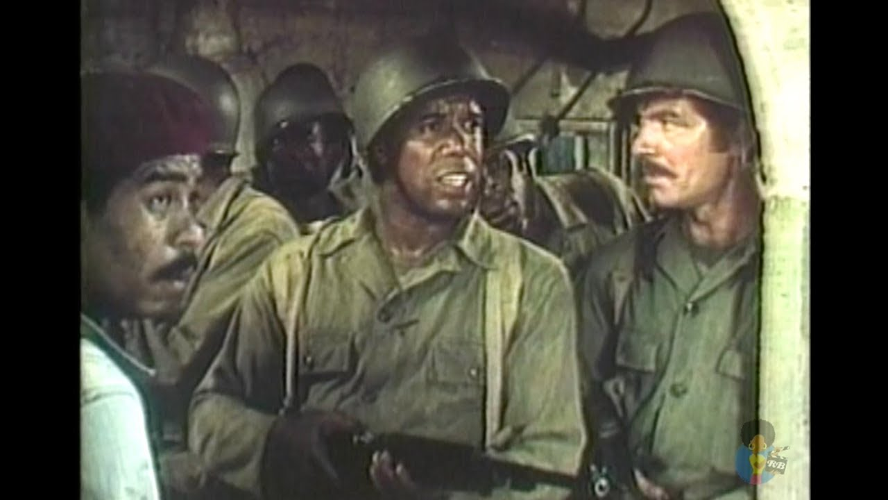 Black Brigade (1970) | aka Carters Army | WWII Robert Hooks Richard Pryor