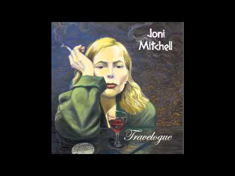 """Joni Mitchell - Chinese Café / Unchained Melody (Orchestral version from """"Travelogue"""")"""